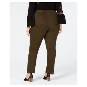 Style & Co Pants - Style & Co Tummy Control Straight-Leg Jeans NWT